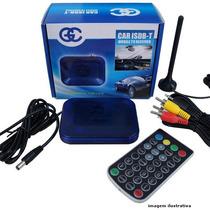 Receptor Antena Tv Digital Para Carro - Gc