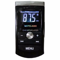 Transmissor Fm Wireless Veicular Mp3 Player Cartão Usb