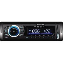 Som Para Carro Com Bluetooth Tela Lcd Com Led Azul 180w Rms