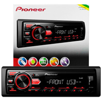 Player Automotivo Pioneer Mvh-078ub Entrada Usb E Auxiliar