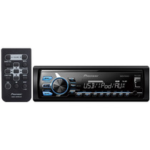 Mp3 Player Automotivo Mvh-x178ui Mixtrax - Usb E Aux Pioneer