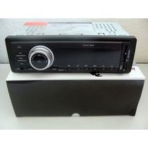 Rádio Mp3 Player Automotivo Usb Mmc Sd Som Carro Led Display