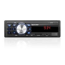 Toca Rádio Carro Mp3 Player Automotivo Usb Cartão De Memória