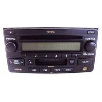 Rádio Original Toyota Hilux Seminovo