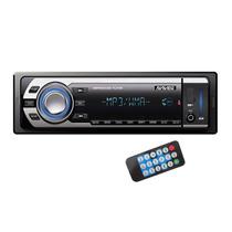 Som Automotivo Rádio Usb Leitor Cartões Controle Naveg 3066
