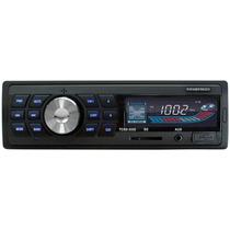 Toca Radio Powerpack Tcsd-3332 Sd Usb Azul