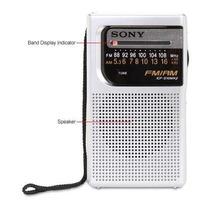Radio Portatil Sony Icf-s10mk2 - Original