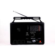 Rádio Portátil 12 Faixas Entrada Usb Motobras Rmpf122/ac Usb