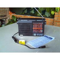 Rádio Motobras Portátil 7 Faixas. Não É Motoradio, Sony