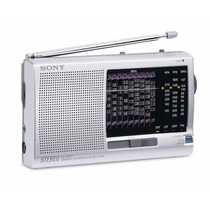 Radio Portatil Sony Icf-sw11 World Band 12 Faixas Mundial