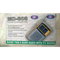 Radio Am/fm Midi Japan Md-808