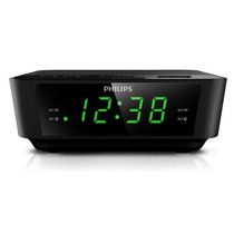 Radio Relogio Alarme Philips Radio Fm Sintonização Digital