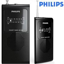 Rádio Portátil Am Fm Radio Pequeno De Bolso