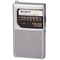 Radio Sony Am/fm Icf-s10mk2