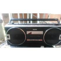 Rádio Gravador Sanyo M9709k Funcionando 100%