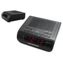 Radio Relogio Powerpack Ra-224.b Dig Fm 2v