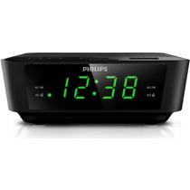 Rádio Relógio Philips Aj-3116 - Fm - Bivolt