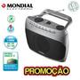 Gadgetfacil - Rádio Mondial Am/fm Com Sintonizador Tv