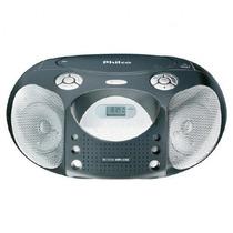 Radio Philco 4w Rms Cd Mp3 Wma Usb Frete Grátis