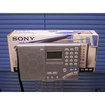Radio Digital Sony Icf-sw7600gr Japan No Brasil Novo 100%.