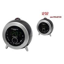 Rádio Relógio Powerpack Rf-233 Preject 110v