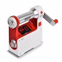 Rádio Am Fm, Lanterna Led Recarregavel Turbina Arcpt300w