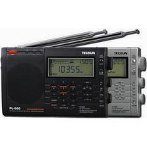 Tecsun Pl660 Pll Preto Set-2013 - No Brasil - 100% Testado