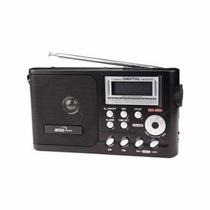 Radio Digital Midi 55 Ondas Curtas Am Fm Sw 12 Faixas 220 V