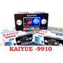 Cx Som Lançamento Kaiyue Ky-9910 + Controle Remoto