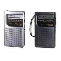 Rádio Portátil Sony Icf-s10mk2 Pocket Am/fm Am Fm Original