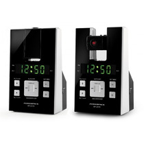 Radio Relogio Com Projetor Powerpack Rf-231.