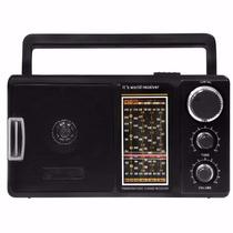 Rádio Portátil Lenoxx Rp-69 Am/fm Com Sintonizador De Tv
