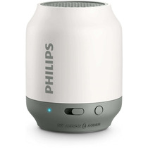 Caixa De Som Speaker Philips Bt-50l - Usb - Bluetooth