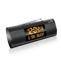 Som Portátil 7 Em 1 Mp3 Rádio Clock Sp138 - 15w - Usb/sd/aux