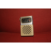 Radio Antigo Sanyo Mod Rp-1250 Não Funciona Sucata!