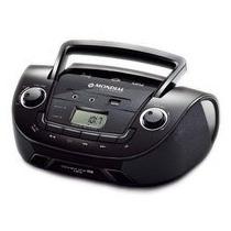 Rádio Connect Star Mondial Nbx-06 Preto 3,4w Rms Usb Bivol