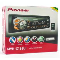 Mp3 Pioneer Mvh-x168ui Dual Illumination Usb Mixtrax + Nota