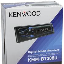 Media Receiver Kenwood Kmm-bt308u Com Bluetooth
