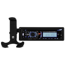 Toca Cd Mp3 Dual Xdma 6540 Radio Am Fm Usb Sd Som + Controle