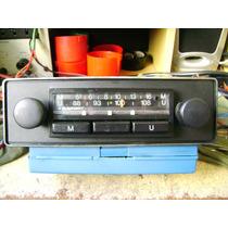 Radio Bosch Blaupunkt Original Antigo Porsche Bmw Fusca Vw