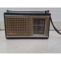 Radio Portátil Motorrádio Impecável Em Guarulhos S.paulo
