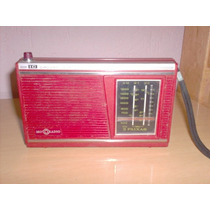 Radio Antigo Motoradio 3 Faixas