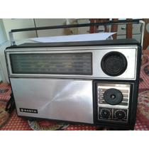 Radio Antigo Sanyo Rp 8351 Funcionando Ver Fotos