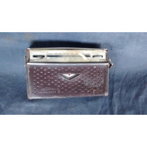 Rádio Portátil A Pilha Sharp Transistor 8