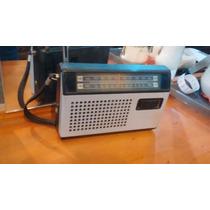 Radio Philco B 508 Antigo Portatil Para Colecionador