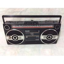 ***** Rádiogravador Boombox Philips - 80´s
