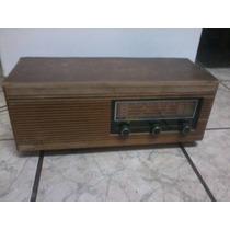 Antigo Rádio Frahm Diplomata Madeira