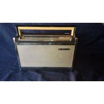 Rádio Philco Transglobe 7 Faixas All Transistor Antigo
