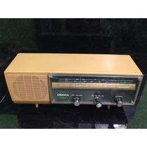 Radio Antigo De Mesa Osaka