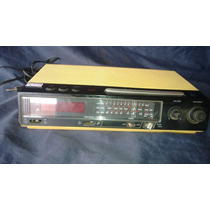 Rádio Relógio Philips 470 Bivolt Funcionando